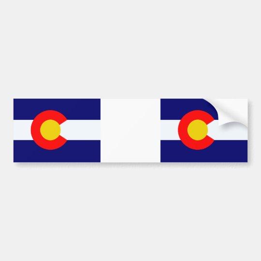 COflag Bumper Sticker