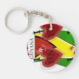 Cofona Inc. Circle (double-sided) keychain fro