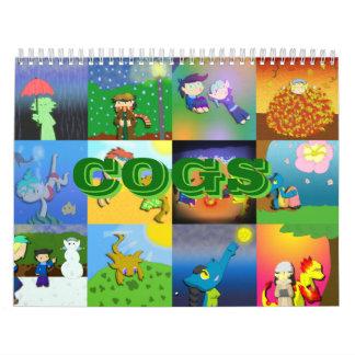 COGS Calendar 2014