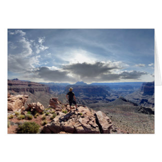 Cogswell Butte - Deer Creek Trail - Grand Canyon Card