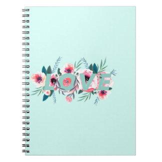 COIL Fleuri Notebook
