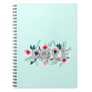 COIL Fleuri Notebooks