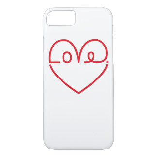 Coil hull iPhone 8/7 case