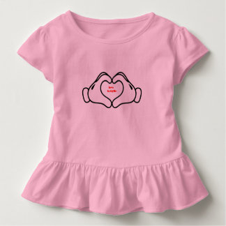 coil kabylie toddler t-shirt