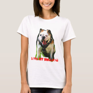 COIL MY BULLDOG T-Shirt