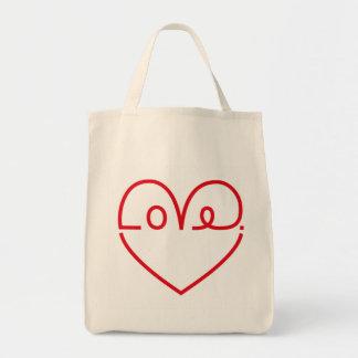 Coil Sac Grocer Tote Bag