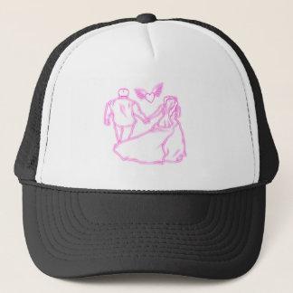 coil trucker hat