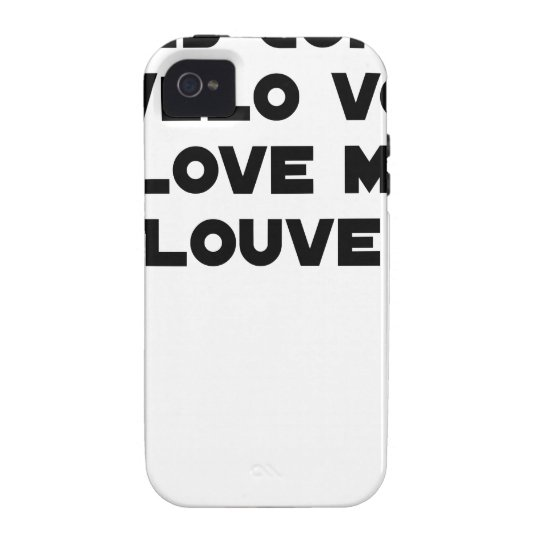 Coiled against a Stolen Bicycle, I Coils my Louve Vibe iPhone 4 Cases