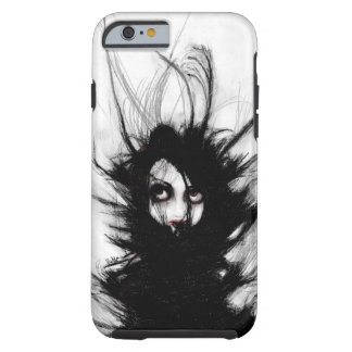Coiling and Wrestling. Dreaming of You Tough iPhone 6 Case