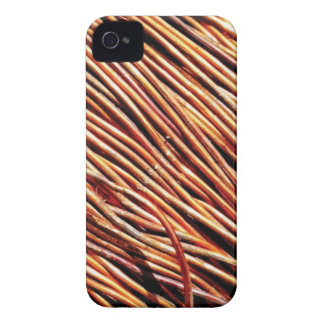 coils of the electric motor iPhone 4 Case-Mate case