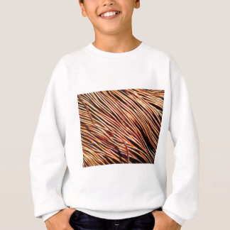 coils of the electric motor sweatshirt