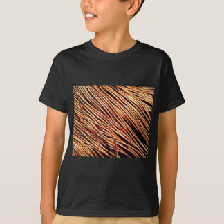 coils of the electric motor T-Shirt