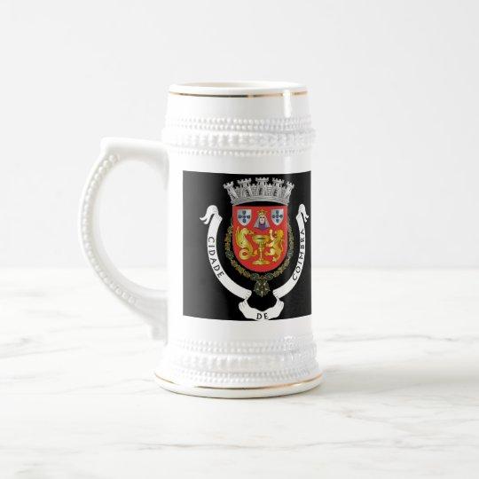 Coimbra Portugal Beer Stein