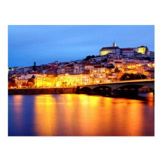 Coimbra Postcard