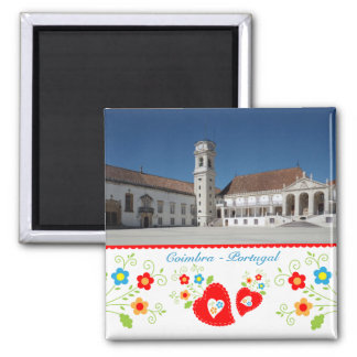 Coimbra's Old University Magnet