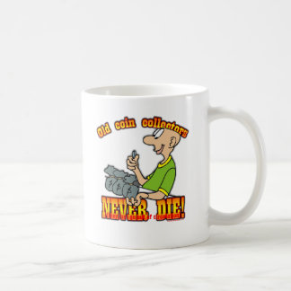 Coin Collectors Coffee Mug