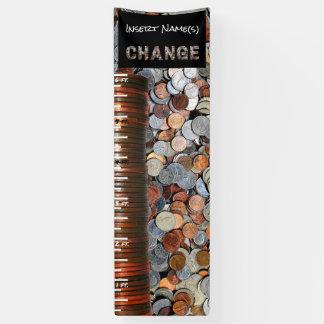 Coin Grow Chart Banner
