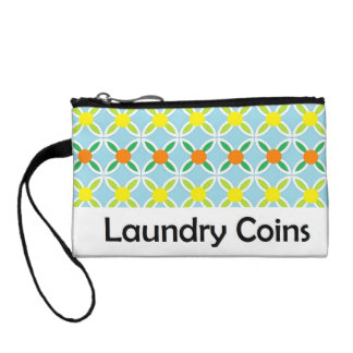 Coin Purse - Laundry Coins