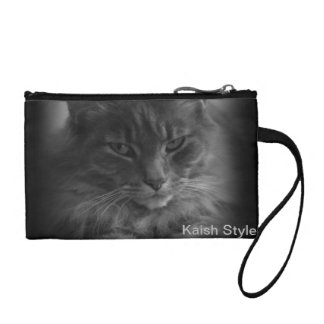 Coin Purses with Cat Pictures