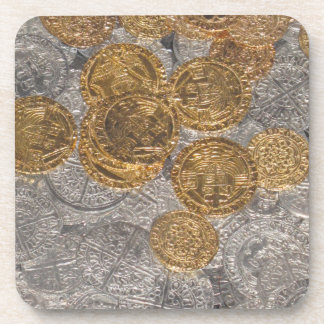 Coin Treaure Coaster