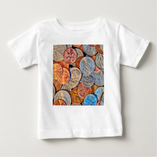 Coined Currency Baby T-Shirt