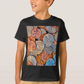 Coined Currency T-Shirt
