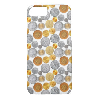 Coins iPhone 7 Case