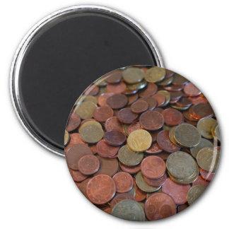 coins magnet