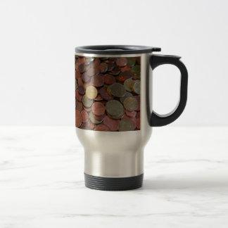 coins travel mug