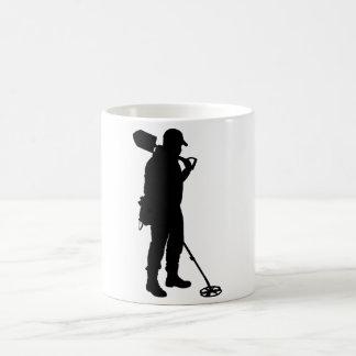 Coinshooter Silhouette Coffee Mug