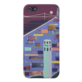 Coit Tower IPhone Cover iPhone 5/5S Covers