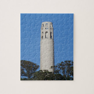 Coit Tower, San Francisco #6 Jigsaw Puzzle