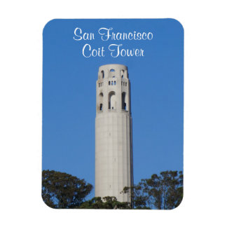 Coit Tower, San Francisco #6 Magnet