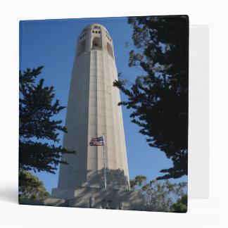 Coit Tower, San Francisco Binder
