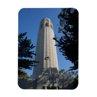 Coit Tower, San Francisco Photo Magnet
