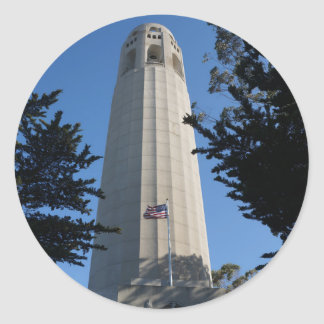 Coit Tower, San Francisco Stickers