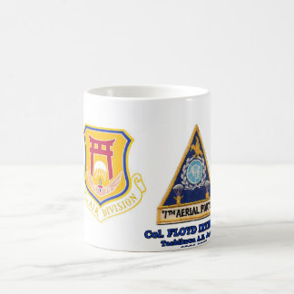 Col Irving TAB japan Coffee Mug