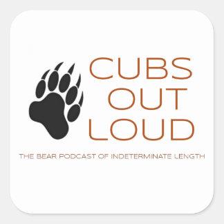 COL Logo V2 Stickers
