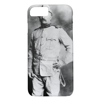 Col. Theodore Roosevelt, 1st Cavalry_War Image iPhone 7 Case