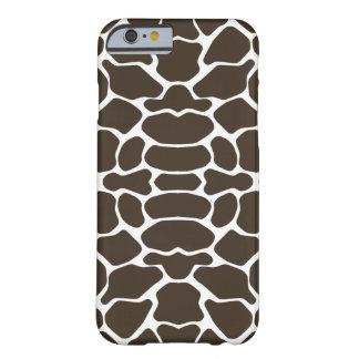 Cola Safari Giraffe Barely There iPhone 6 Case