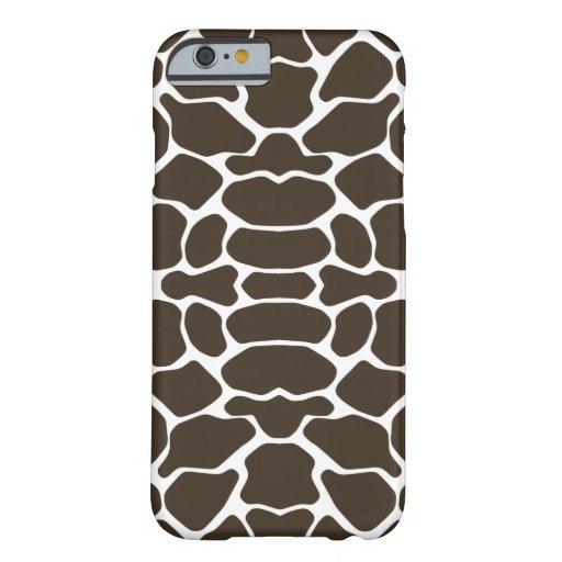 Cola Safari Giraffe iPhone 6 Case