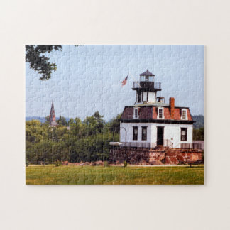 Colchester Reef Lighthouse, Vermont Puzzle