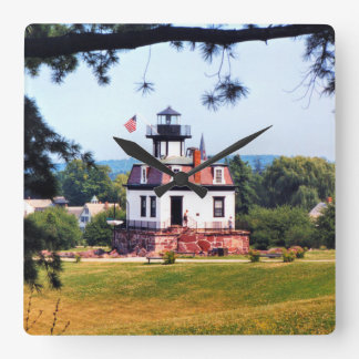 Colchester Reef Lighthouse, Vermont Wall Clock