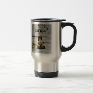 Cold Beagle Travel Mug