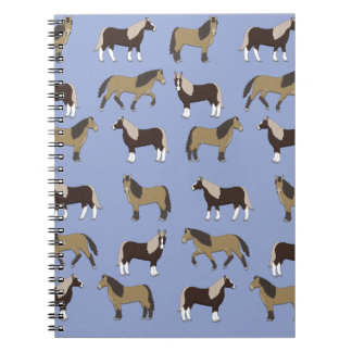 Cold blood selection notebook