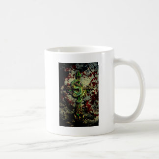 Cold Blooded Classic White Coffee Mug