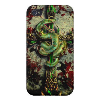 Cold Blooded iPhone 4/4S Cases