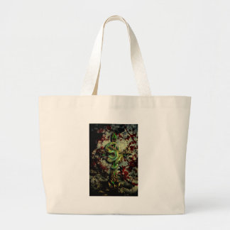 Cold Blooded Jumbo Tote Bag