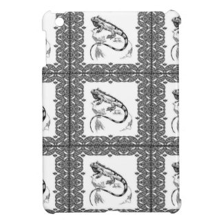 cold blooded lizard yeah case for the iPad mini