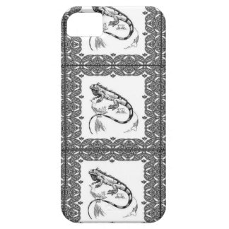 cold blooded lizard yeah iPhone 5 covers